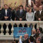 Gobierno español trasladará a Cataluña a seis independentistas presos en Madrid