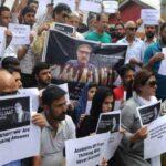 RSF advierte de un deterioro de la libertad de prensa en la India