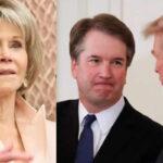 EEUU: Jane Fonda reprueba confirmación de juezKavanaugh en la Corte Suprema (VIDEO)