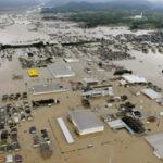 Japón: 66 muertos, 50 desaparecidos y 5 millones de evacuados dejan las inundaciones (VIDEO)