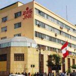 JNE admite 5,223 listas de candidatos para elecciones de octubre
