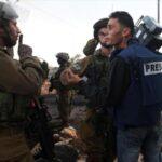 Israel arresta cuatro periodistas palestinos por supuestos vínculos con Hamás