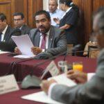 Consejeros CNM hoy ante Comisión de Justicia del Congreso