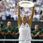 Wimbledon: Angelique Kerber anula a Serena y sucede a Steffi Graf