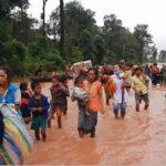 Laos:Cientos de desaparecidos por inundaciones tras la rotura de una presa hidroeléctrica (VIDEO)