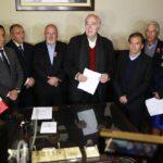 Bruce, Rozas y Espinoza en lista de García Belaunde (VIDEO)