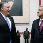 México: López Obrador entregó a Pompeo propuesta para la relación con EEUU (VIDEO)