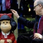 Argentina: Quino rechaza el uso de Mafalda en la campaña contra el aborto legal (VIDEO)
