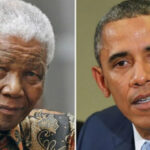 Obama encabezaráconmemoración del centenario del nacimiento de Nelson Mandela