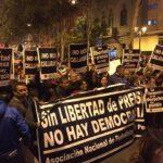 Ciudadanía y gremio de la prensa peruana exigen lucha frontal contra la corrupción