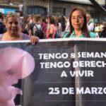 Iglesia católica llama a fieles a manifestarse en Argentina contra el aborto