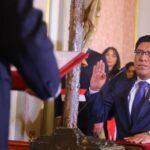 Congresista Vicente Zeballos juró como nuevo ministro de Justicia
