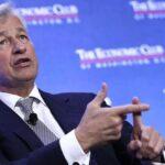Presidente JP Morgan avisa resultados negativos de política comercial Trump