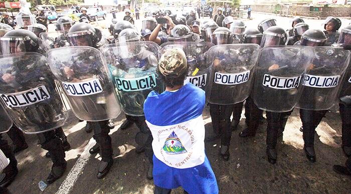 Reporta CIDH 264 muertos en Nicaragua y denuncia represión - Portal Noticias Veracruz