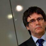 Justicia española rechaza entrega de Puigdemont solo por malversación