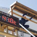 Ola de calor en Japón causa 65 muertos y lleva a 22.000 personas al hospital