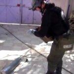 OPAQ no detecta gas sarín en muestras recogidas tras ataque en Duma, Siria