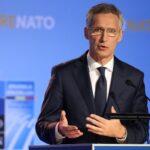 Stoltenberg reconoce desacuerdos tras primera jornada de cumbre de la OTAN