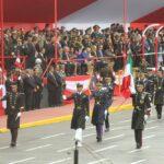Gran Parada y Desfile Cívico-Militar: Participarán delegaciones de 4 países