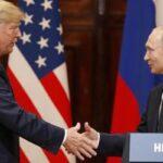 EEUU: Trump y Putin se reunirán después del 1 de enero de 2019
