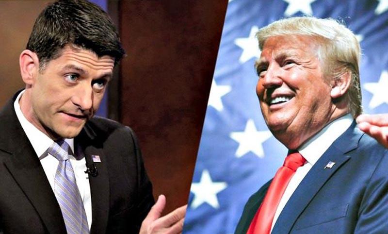 Trump considera que Rusia podría favorecer a demócratas en elecciones de noviembre