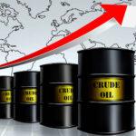 El petróleo Brent y el de Texas inician semana al alza: 0.72% y 0.76%