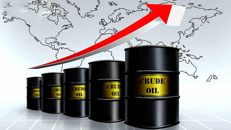 Petróleo se desploma por tensiones comerciales