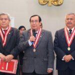Víctor Prado Saldarriaga: Nuevo presidente del Poder Judicial