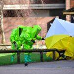 Policía británico hospitalizado por presunta intoxicación con sustancia fatídica