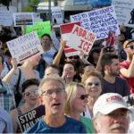 EEUU: Protesta masiva en Miami y otras ciudades contra la política migratoria de Trump (VIDEO)