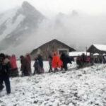 Puno: Distritos de Chuquibambilla y Crucero soportan temperaturas de 10 grados bajo 0