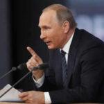 Rusia: Vladimir Putin advierte que responderá con contundencia a amenazas de la OTAN (VIDEO)