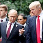 Trump anuncia intención de sostener segundo encuentro con Putin