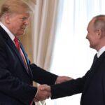 """Trump augura """"relación extraordinaria"""" con Putin al comienzo de cumbre (VIDEO)"""