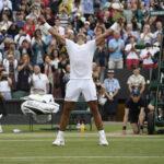 Wimbledon: Nadal pasa a las semifinales y eliminan a Roger Federer