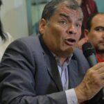 Ecuador: Colegio de Abogados cree suficiente presentación Correa en Consulado