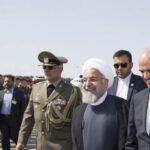 El presidente de Irán llega a Suiza para abordar el acuerdo nuclear
