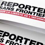 RSF denuncia campañas de acoso a periodistas en redes como nueva amenaza