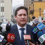 """Salaverry dice que Lescano le pidió que """"no levantara"""" denuncia de acoso (VIDEO)"""