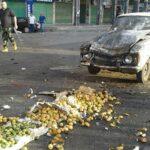 Aumenta a más de 200 la cifra de muertos por atentados suicidas en Siria
