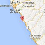 Indeci: Dos sismos sacuden el sur de Lima sin causar daños