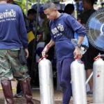 Tailandia: Rescatistas de niños atrapados en cueva preocupados por nivel de oxígeno (VIDEO)