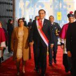 Fiestas Patrias: Vizcarra participó de misa solemne en catedral