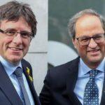 Puigdemont advierte a Sánchez que se termina su periodo de gracia