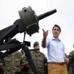 Bélgica: Primer ministro de Canadá rechaza llamado de Trump a duplicar su presupuesto militar