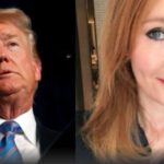 K. Rowling, creadora de la saga de Harry Potter, se burló de Donald Trump como escritor (VIDEO)