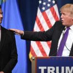 Trump niega que supiera de la reunión de su hijo mayor con abogada rusaNatalia Veselnitskaya (VIDEO)