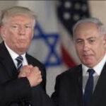 """Israel: Benjamin Netanyahu aplaudió la """"dura posición"""" de Donald Trump contra Irán"""