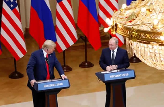 Tras Kim, ahora Trump quiere invitar a Putin a Washington