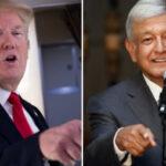 """Trump demanda a López Obrador decidir sobre TLC o """"elegirá un camino muy distinto"""""""